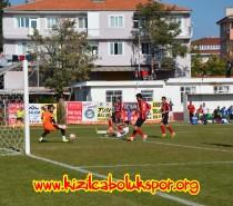 Kızılcabölükspor : 2 – Ankara Adliyespor : 2