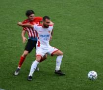 Kızılcabölükspor : 0 – Çankaya FK : 1