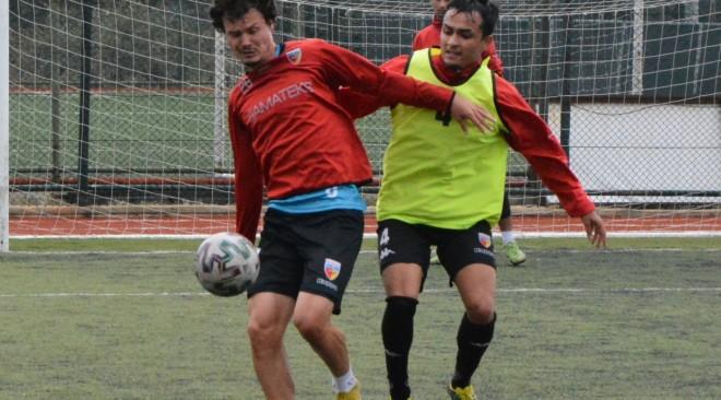 Mekik, Muğlaspor Maçı Hazırlıklarına Başladı