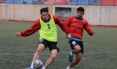Mekik, Diyarbekirspor Maçı Hazırlıklarına Başladı