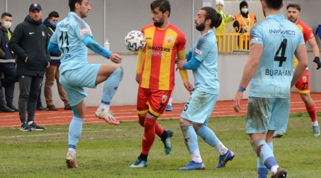 Ofspor : 0 – Kızılcabölükspor : 0
