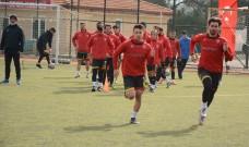 Mekik, Artvin Hopaspor Maçı Hazırlıklarına Başladı
