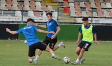 Takımımız İskenderunspor Maçı Hazırlıklarına Başladı