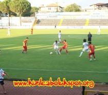 Nazilli Belediyespor: 0 – Kızılcabölükspor: 0