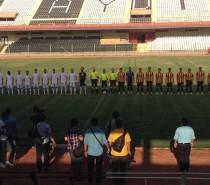 Aydınspor 1923 : 0 – Kızılcabölükspor : 0