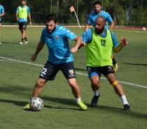 Mekik, Edirnespor Maçı Hazırlıklarına Başladı