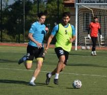 Mekik, Fatsa Belediyespor Maçı Hazırlıklarına Başladı