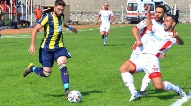 Fatsa Belediyespor : 2 – Kızılcabölükspor : 0