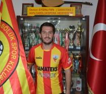 Mustafa Altun Yeniden Kızılcabölükspor'umuzda