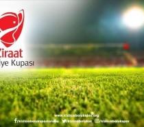 Ziraat Türkiye Kupası 2.Eleme Turu Maç Programı Açıklandı
