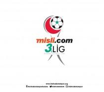 Misli.com 3.Lig'de İlk Yarı Maç Programı Yeniden Düzenlendi