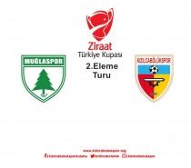 Ziraat Türkiye Kupası 2.Eleme Turundaki Rakibimiz Muğlaspor