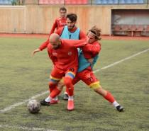 Mekik, Payasspor Maçı Hazırlıklarına Başladı