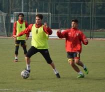 Mekik, Yeşilyurt Belediyespor Maçı Hazırlıklarına Başladı