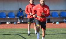 Mekik, Ofspor Maçı Hazırlıklarına Başladı
