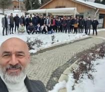 Büyükşehir Belediye Başkanımız Osman Zolan, Takımımızı Bağbaşı Yaylası'nda Kahvaltıda Misafir Etti