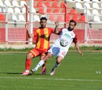 Nevşehir Belediyespor : 0 – Kızılcabölükspor : 0