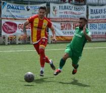 Kızılcabölükspor : 0 – Yeşilyurt Belediyespor : 1
