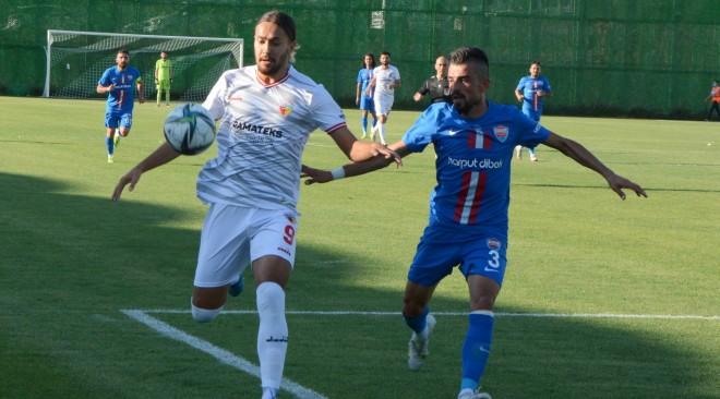 Elazığ Karakoçan FK : 3 – Kızılcabölükspor : 0